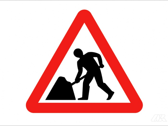 10-Road-works-temporary-obstruction-carriageway-ahead-signage