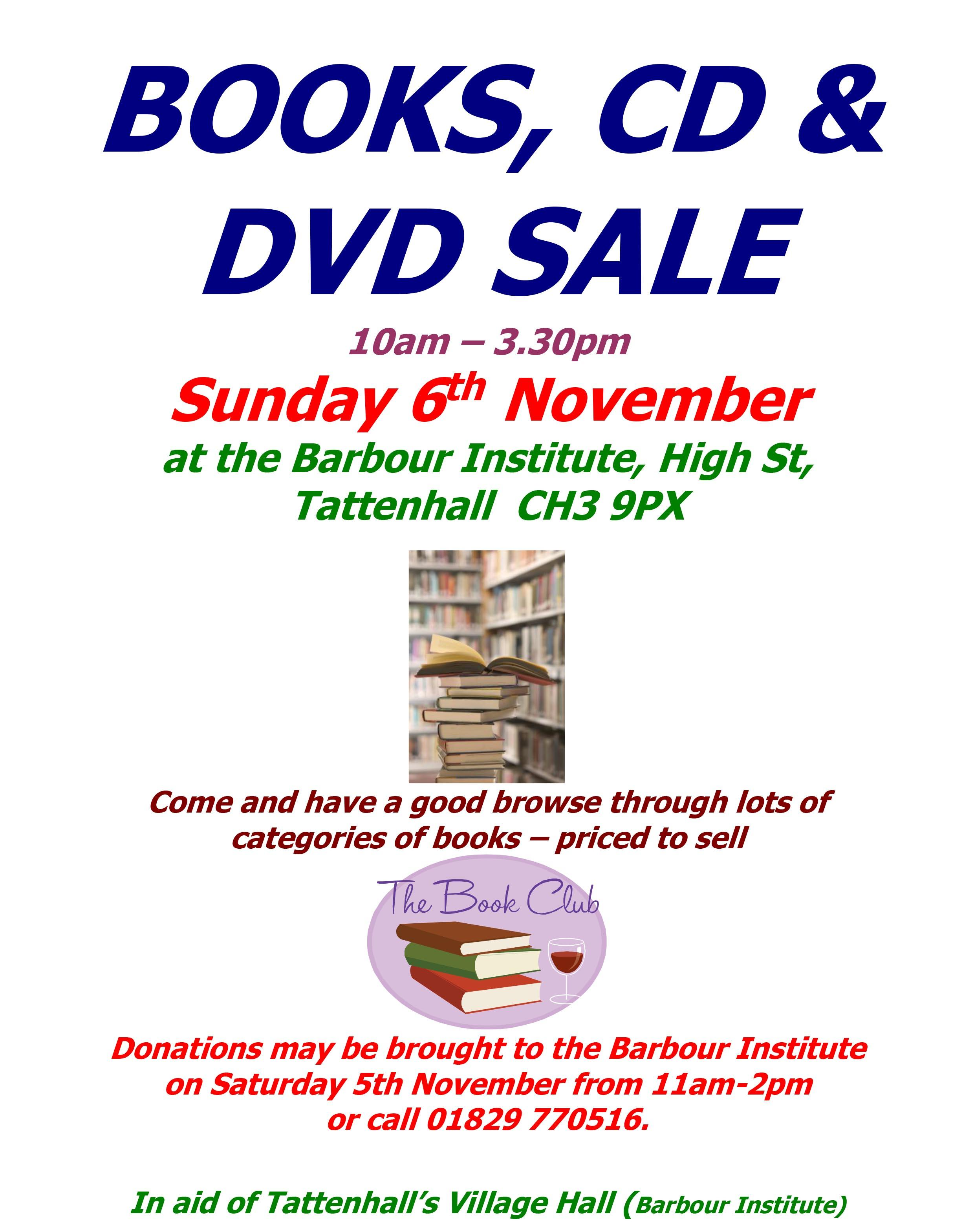 Book Sale 9 Poster