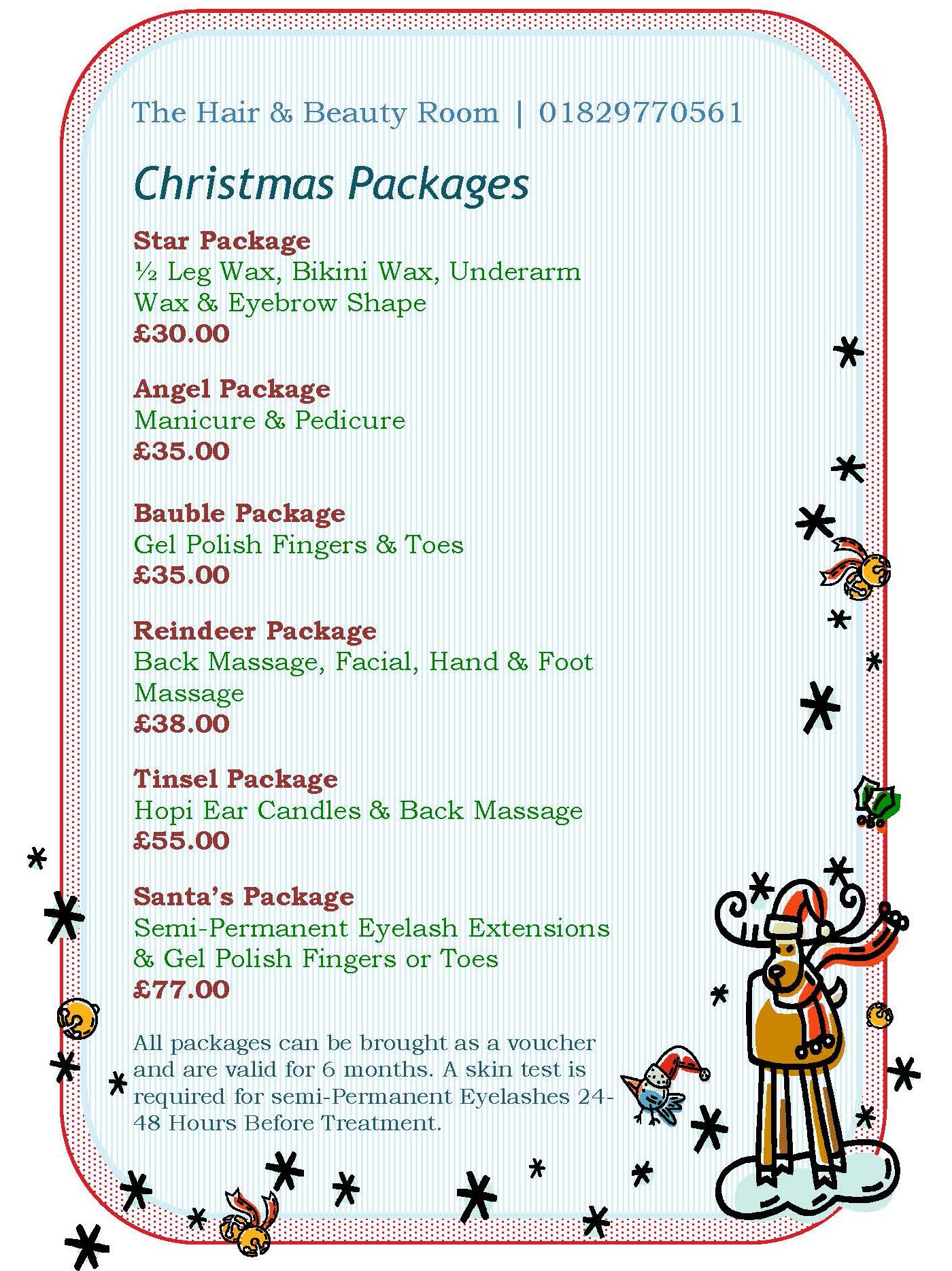 Christmas Packages 2015 New 2