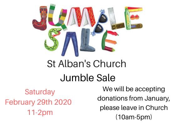 Church Jumble Sale