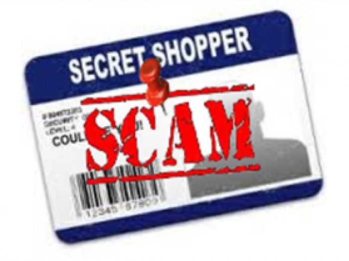 Mystery Shopper Scam