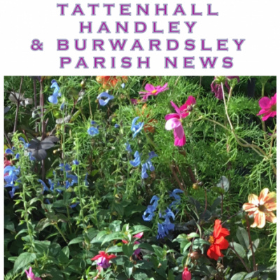 Tattenhall Handley & Burwardsley Parish News October 2020FP