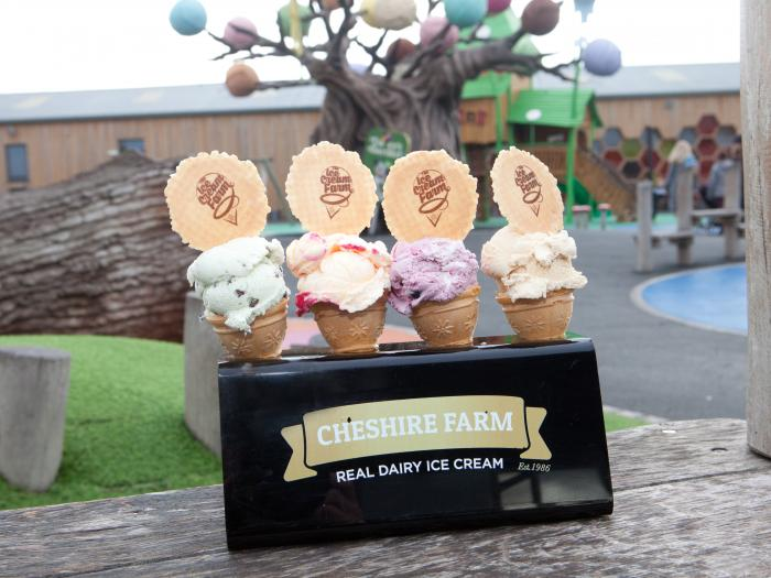 The Ice Cream Farm New Flavours