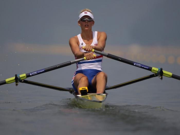 Victoria Thornley World Rowing Championships